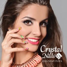 Crystal Nails 2016 NYÁR EXTRA kiegészítő katalógus
